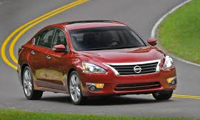 nissan altima 2015 apps nissan to go big on altima midcycle change