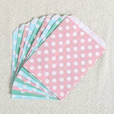 gift bags in bulk colorful polka dots greaseproof paper gift bags bulk for wedding