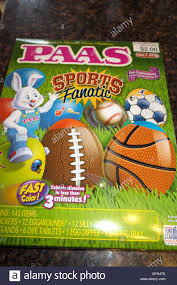 easter egg decorating kits paas easter egg decorating kit with a sports theme st paul