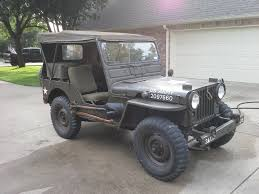 willys army jeep m38 jeep
