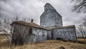 The Barn In Lake Alfred Ghosts Of North Dakota