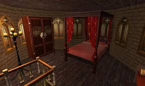 medieval royal bedroom the sims 3 medieval life the royal family