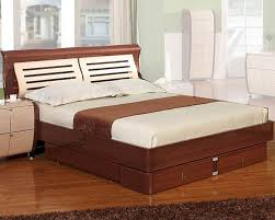 Contemporary Bedroom Sets Made In Italy Made In Italy Two Tone Storage Bed 44b4212