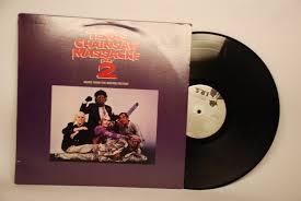 spirit halloween chainsaw texas chainsaw massacre 2 soundtrack vinyl pinterest texas
