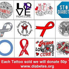 shop awareness tattoos on wanelo