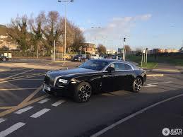 matte rolls royce wraith rolls royce wraith black badge 11 january 2017 autogespot