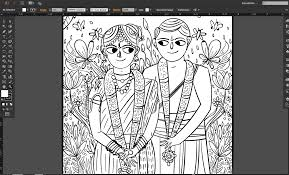atma studios branding studio u0026 illustration house coimbatore india