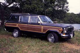 1987 jeep wagoneer ultra plush jeep grand wagoneer coming back after 2019