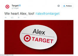 black friday target meme commercial was alex from target a fake breakr claims responsibility for