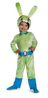 Captain Barnacles Halloween Costume Amazon Tweak Bunny Classic Octonauts Silvergate Media Costume