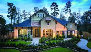 new home builders in tomball woodtrace community