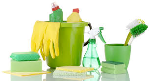 3 green spring cleaning tips