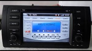 bmw 5 series navigation system bmw 5 series e39 dvd player gps navigation system 1996 1997 1998