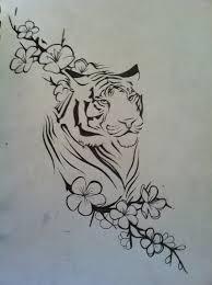 tiger by aluc23 on deviantart