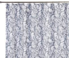 Black And White Paisley Shower Curtain - shower curtains big lots