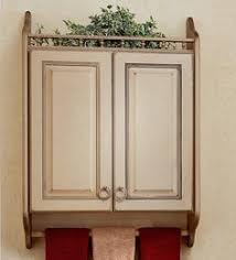 chelsea wall cabinet with towel bar homedecorators home