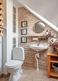 tiles for small bathroom ideas 33 bathroom designs with brick wall tiles home ideas