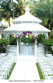 Outdoor Wedding Gazebo Decorating Ideas Outside Gazebo Wedding Decoration Ideas Decorating Gazebo With