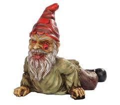 halloween garden gnomes