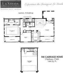 la strada floor plans a siteplan carriage retreat downstairs retreat villa downstairs villa upstairs