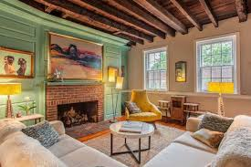 historic home interiors historic old city home with ties to ben franklin asks 599k