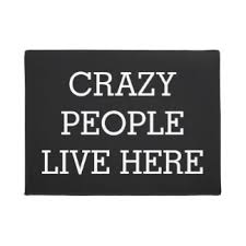 Funny Doormat Sayings Funny Doormats U0026 Welcome Mats Zazzle
