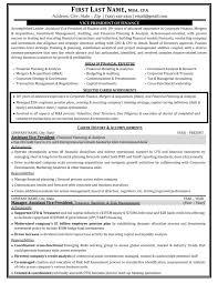 Finance Executive Resume Samples by Coaching Basics E Book