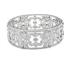Diamond Chandelier Necklace Borrow Bridal Jewelry Lockwood Diamond Chandelier Necklace