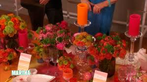 halloween wedding ideas martha stewart video wedding reception table ideas for less martha stewart