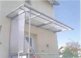 balkon wetterschutz überdachungen als wetterschutz und sonnenschutz schlosserei schaaf
