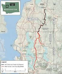 Seattle Rail Map by Snohomish County Approves Purchase Of 12 Miles Of Eastside Rail