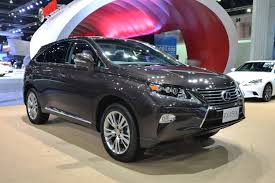 lexus rx270 thailand experience the cutting edge technology of the future of u201cl finesse