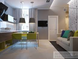 Apartment For A Young Family - Home design apartment