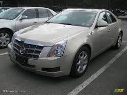 2009 cadillac cts colors 2009 gold mist cadillac cts 4 awd sedan 53982705 gtcarlot com