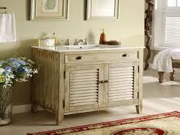 Modern Cottage Bathroom Miscellaneous Cottage Style Bathroom Vanity Interior With Regard