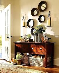 Contemporary Entryway Table Entranceway Furniture Ideas Tips For Styling Your Entryway Table