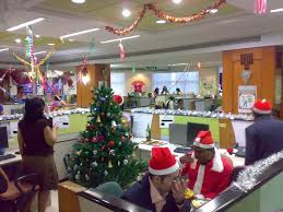 Christmas Decoration Designs - office christmas decoration ideas themes learning as i