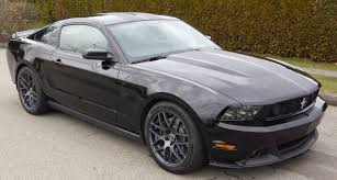 Black Mustang Grey Stripes 2011 Sterling Grey V6 Mca Edition Build 320 Out Of 2023 Premium