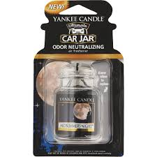 yankee candle car jar ultimate car air freshener walmart com