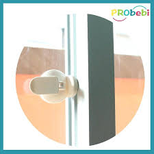 sliding glass door lock repair replace sliding glass door locks baby security ideas sliding