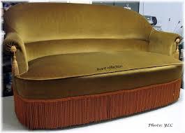 canapé napoléon 3 canapé crapaud pm du siège au décor tapissier d ameublement du