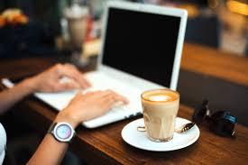 ordinateur portable bureau image libre clavier ordinateur café bureau boisson ordinateur