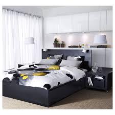 Harveys Bed Frames Malm High Bed Frame 4 Storage Boxes Ikea
