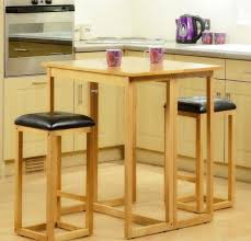 Extendable Bar Table Breakfast Bar Table 2 Stools Extendable Dining Set Pu Chairs