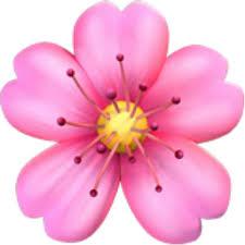 Flower Alt Code - cherry blossom emoji u 1f338