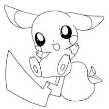 pokemon coloring pages totodile free printable pikachu coloring pages for kids coloring pages
