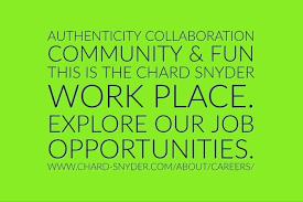Business Intelligence Specialist Chard Snyder Linkedin