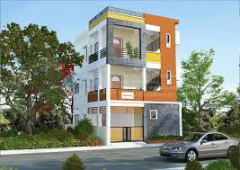 modern apartment building elevations home design