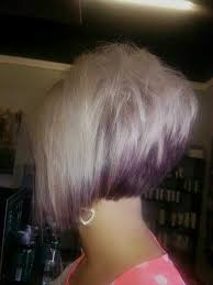 short stacked haircuts for fine hair that show front and back short bob haircuts for thin hair also ombre staked style and hair