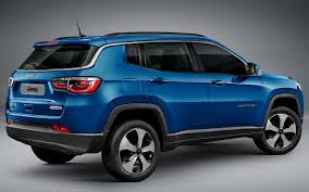 jeep compass limited blue jeep compass to make its india debut on 12 april carzgarage